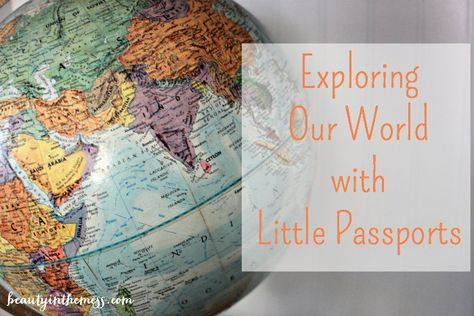Reviewing the program by Little Passports with our four year old. A fun way to travel around the world without leaving your home.