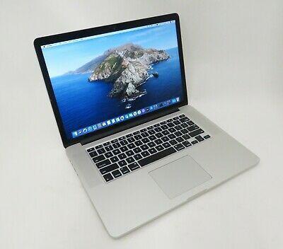 Apple Macbook Pro Retina Mid 2015 I7 4980hq 2 8ghz 16gb In 2020 Apple Macbook Pro Retina Apple Laptop Apple Macbook Pro
