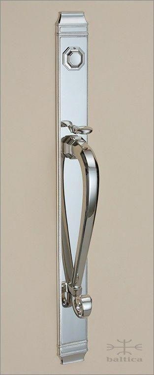 Sundance Thumblatch A Polished Nickel Custom Door Hardware