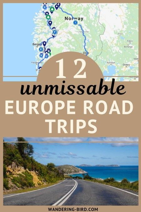12 Unmissable European Road Trip Ideas For Every Itinerary
