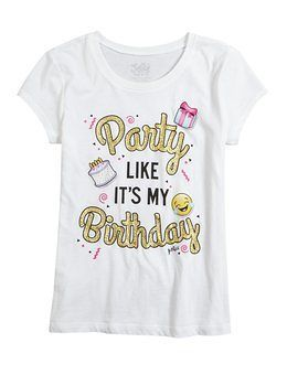 Birthday Party Graphic Tee
