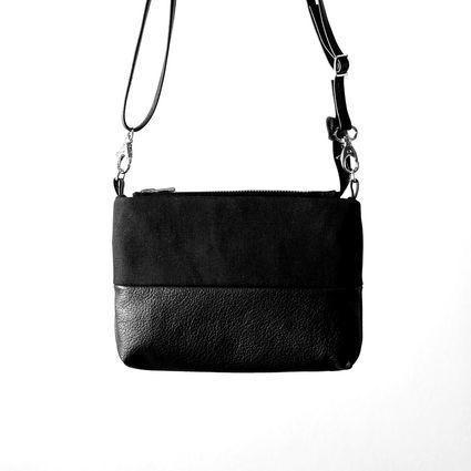 Pieni Kätkö laukku, musta