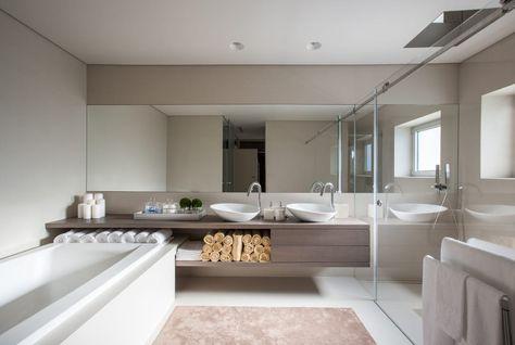 Di Casa Marques Interiores Moderno Ceramica Bagni Moderni
