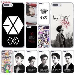 coque iphone 6 exo kpop   Kpop exo, Exo lucky one, Exo lucky