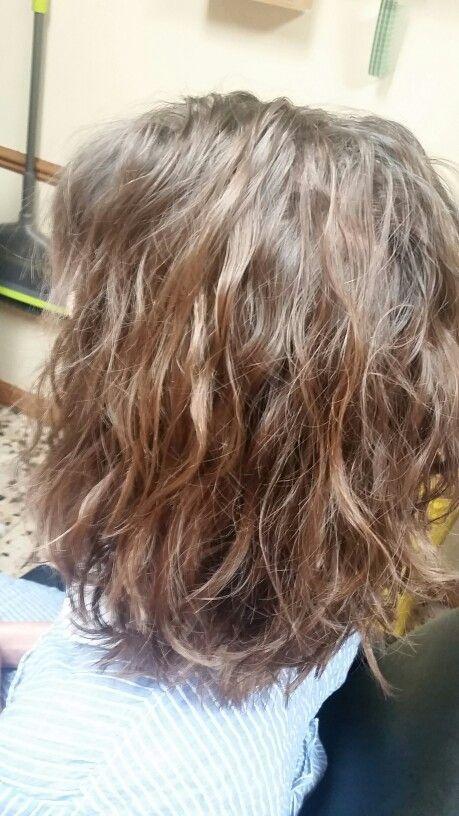45+ Loose beach wave perm medium hair ideas