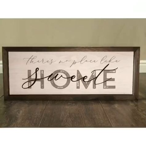 Create your own easy DIY home decor!                     ~6x18 box wood surface.                                        ~No place like home transfer (reusable).              ~Storm and black velvet paste.                                        ~Small squeegee.                 👉🏼 Shop supplies here