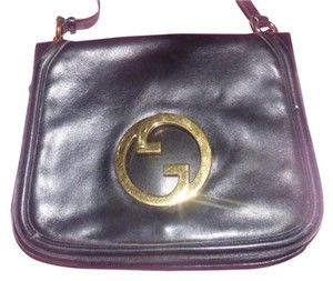d7ca32d54c8 Gucci Equestrian Accents Blondie Buttery Leather Bold Gold Accents Deep  Hobo Bag