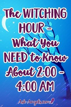Pin now - Read Later: The Witching Hour - What You Need to Know About - AM Have you heard of the witching hour? The time between - AM when the veil is thin and the spritual realm more accessible? Find out what you need to know here. Psychic Development, Spiritual Development, Spiritual Guidance, Spiritual Awakening, Wiccan Spells, Hoodoo Spells, Luck Spells, Healing Spells, Spirited Art