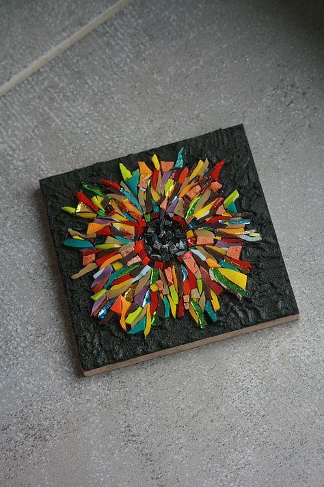 40 Best Ideas For Art Deco Flowers Design Stained Glass In 2020 Mosaic Art Mosaic Artwork Mosaic Tile Art