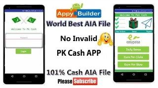 The High Quality Earning AIA PK CASH FREE 2019 🔥 | No