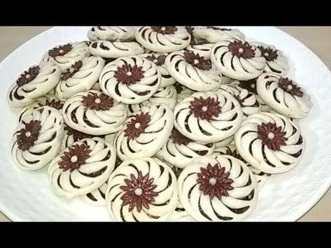 حلوى التمر رائعة شكلا ومداقا كتجي هشيشة كتدوب في الفم حلويات العيد