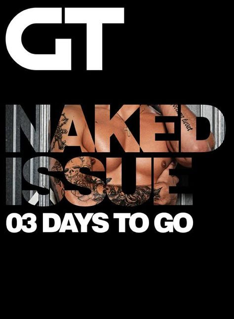It's coming... GT Naked Issue