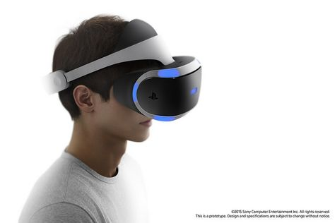 Consumer Electronics Reviews, Ratings & Comparisons: Sony Project Morpheus VR Headset Coming in Early 2016