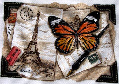 Dimensions Travel Memories Cross Stitch Kit