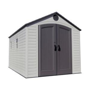 lifetime 8 ft x 15 ft storage shed