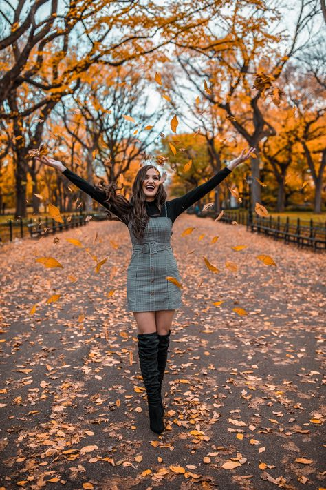 Der Herbst lässt Fotoshooting-Ideen in New York City entstehen Source by troegernastasja fall fashion
