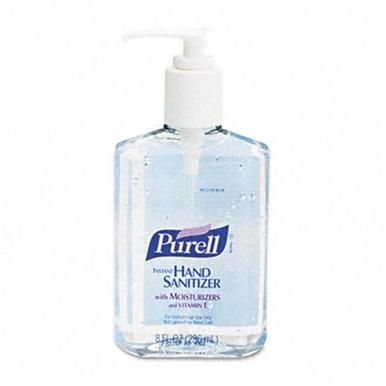 Gojo 965212ea Purell Instant Hand Sanitizer 8 Oz Pump Bottle