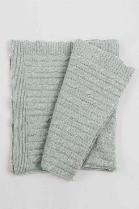 Luxury Pure Cashmere Cable Knit Blanket Throw Cashmere Baby Clothes Cable Knit Blankets Baby Boy Outfits