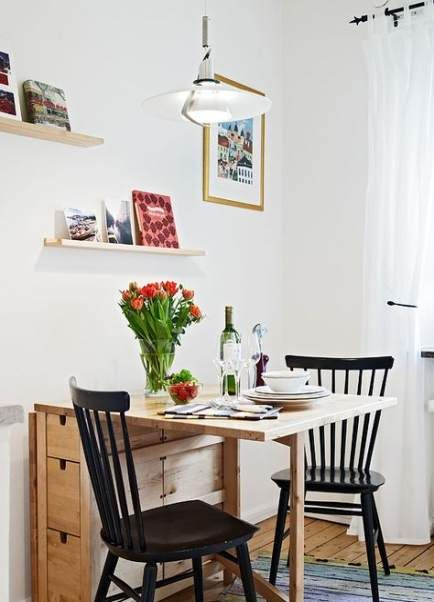 Kitchen Table Small Apartment Dinner Parties 25 Ideas Apartment