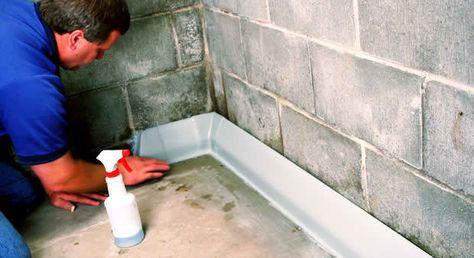 Basement Wall Waterproofing Tips Waterproofing Basement