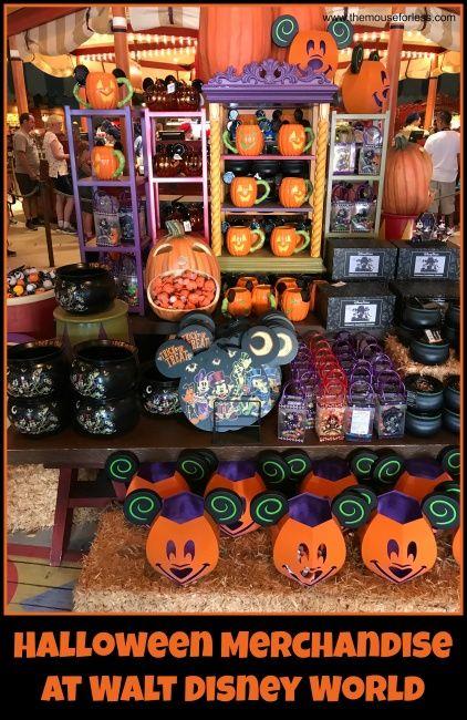 Mickeys Not So Scary Halloween Party Merchandise 2020 2018 Mickey's Not So Scary Halloween Party Guide | Walt Disney