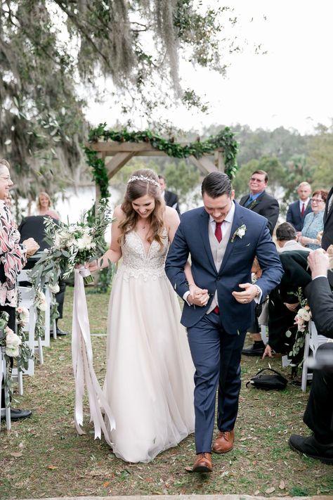 Romantic Wedding at Sydonie Mansion in Zellwood, Florida  Photo by Asley Mccormick Photography   #weddings #weddingplanning #weddinginspiration #organization #weddingdress #outdoorwedding #romantic #traditional