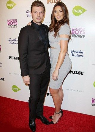 Nick Carter Body Measurements Height Weight Shoe Size Vital Stats Facts Nick Carter Lauren Carter Backstreet Boys