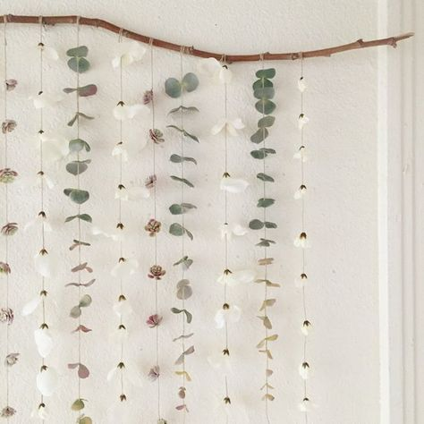 Succulent Garland: Eucalyptus Wall Hanging Wedding Arch | Etsy