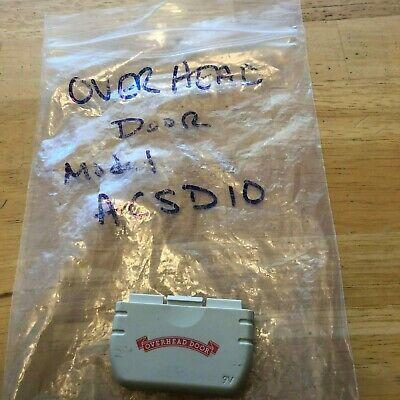 Overhead Door Garage Remote Battery