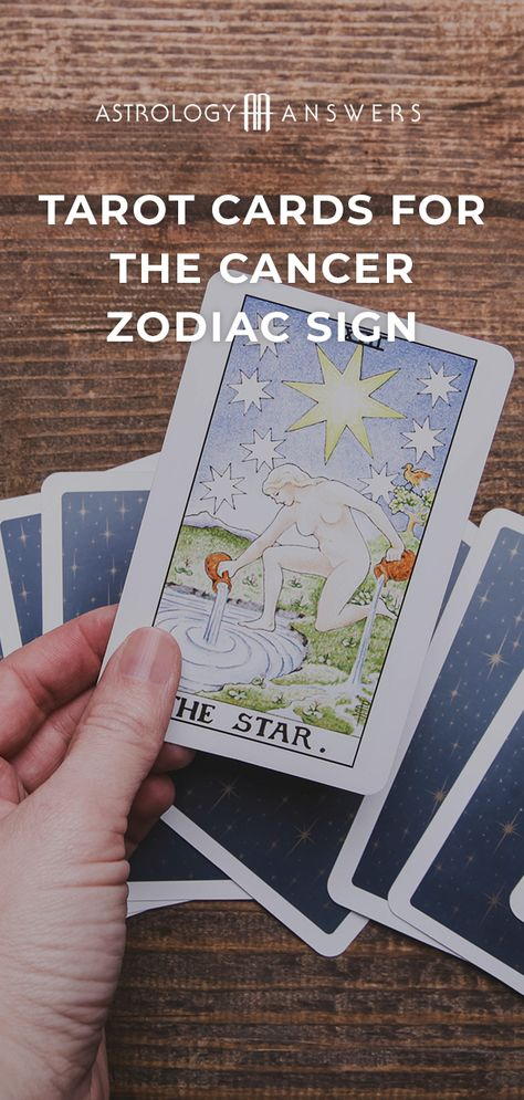 Which cards represent Cancers? Discover in today's article! #cancer #cancertarot #tarotcards