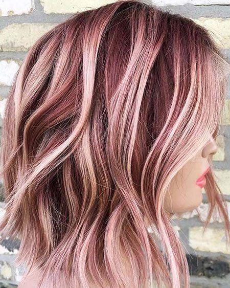 20 Hair Colour Ideas For Short Hair 2019 Fashions Eve Medium Hair Color Creative Hair Color Hair Styles