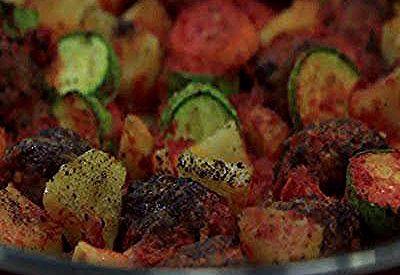 وصفات الشيفات طاجن كرات اللحم بالخضار Brussel Sprout Food Vegetables