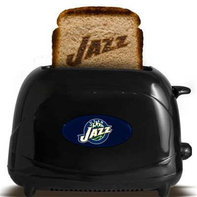 6e793faf07b Great Christmas and Holiday Gift Ideas from Fanzz the Utah Jazz Pangea NBA  Pro Toaster (Black)