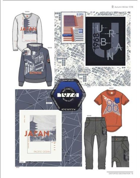 Style Right Menswear Trendbook incl. DVD Autumn/Winter - STYLE RIGHT is a series of extensively illustrated forecast publications for different garment ranges. The STYLE RIGHT Men's Trend Book is dedi