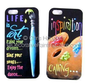 Inspiration Calling! iPhone Cover ePattern - Chris Haughey - PDF DOWNLOAD