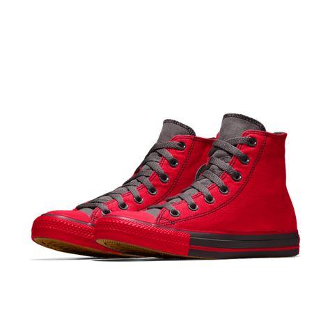 the best attitude 3ae36 959a1 The Converse Custom Chuck Taylor All Star High Top Shoe