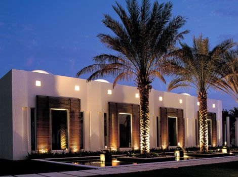 Like The General Feeling Of The Exterior Lighting, Except The Square Lights  On The Facade