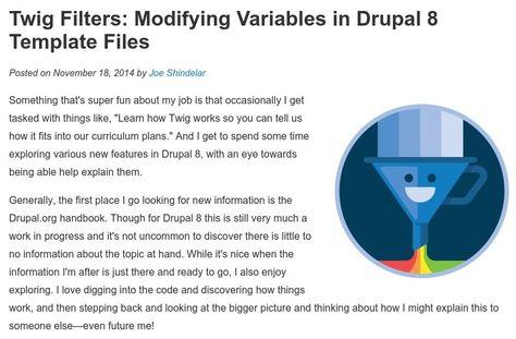Drupal Module Development-Understanding Variables | Drupal ...