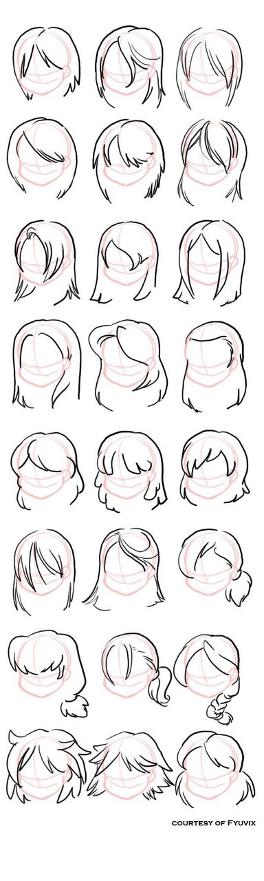 Wie zeichnet man frisuren dibujo draw hairstyles haare haarepflegen pflegen want to know more about drawing tips drawingtips cartoon drawing drawingti Pencil Art Drawings, Art Drawings Sketches, Cartoon Drawings, Art Sketches, Fashion Sketches, Manga Illustrations, Pencil Sketching, Clothing Sketches, Realistic Drawings