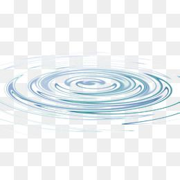 Blue Fresh Water Wave Effect Elements Waves New Background Images Business Card Layout Design