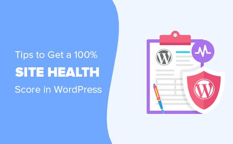 ICYMI: #BeginnersGuide #sitehealthscore 12 Tips to Get a 100% in WordPress Site Health Check Score (Easy)
