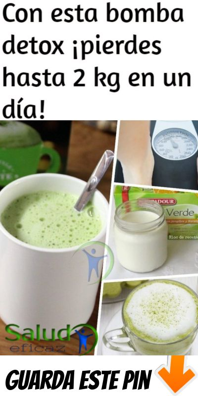 Dieta del te verde para bajar de peso