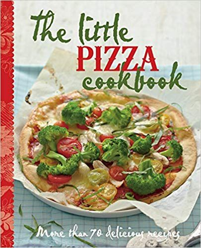 Little Pizza Cookbook The Little Cookbook Murdoch Books 9781760634360 Amazon Com Books Recipes Food How To Cook Quinoa