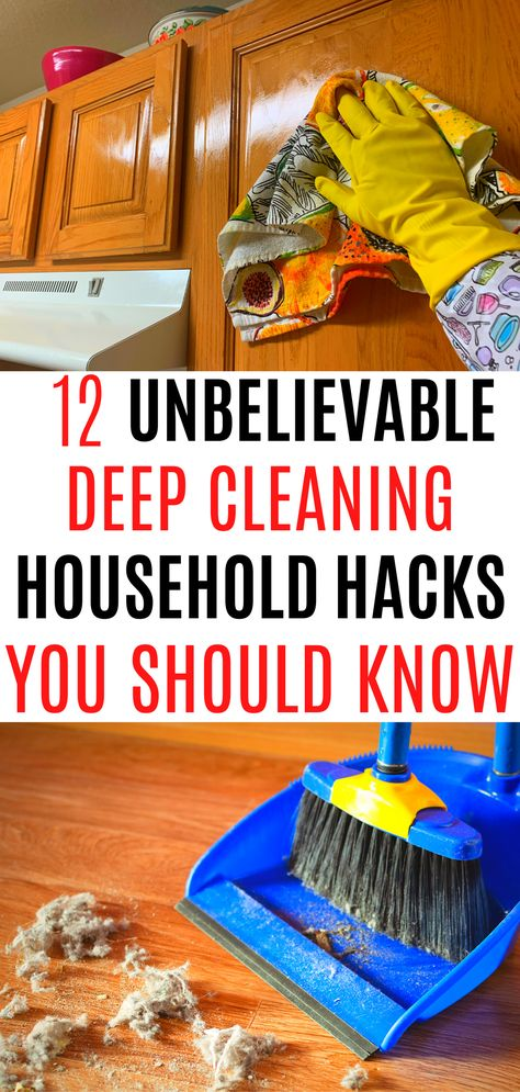Diy Home Cleaning, Homemade Cleaning Products, Household Cleaning Tips, Deep Cleaning Tips, Household Cleaners, Diy Cleaners, Cleaning Recipes, Cleaners Homemade, House Cleaning Tips