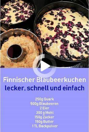 Blaubeerkuchen In 2020 Food Breakfast Muffin