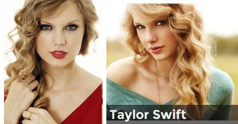 Taylor Swift Who Is Your Celebrity Twin Celebrity Twins Celebrity Quizzes Taylor Swift Quiz