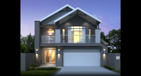 The Island Retreat Grande Series 2 Storey Homes In 2020 Storey Homes Modern House Design 2 Storey House Design