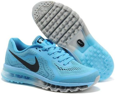 Womens Nike 2014 Turquoise Blue Silver