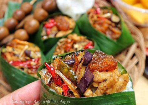 Resep Oreg Tempe Pelengkap Nasi Kucing Jogja Oleh Seto Beri Resep Makanan Resep Cabai Rawit
