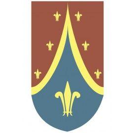 Estandarte Medieval Cruces Medieval Fiesta De Caballeros Medievales Estandartes